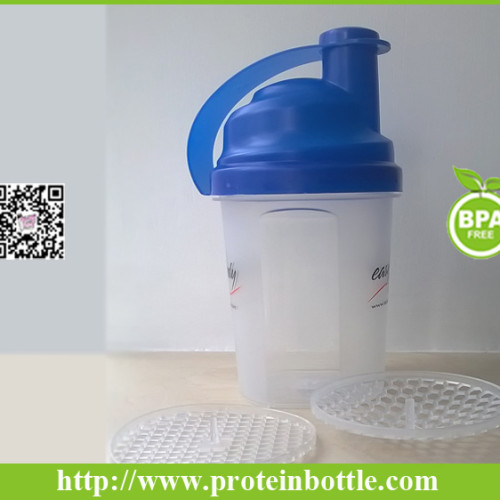500ml protein shaker cup