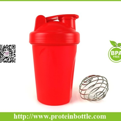 400ml shaker with blender ball