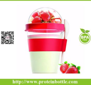 Yogurt cup