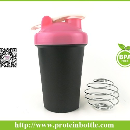 400ml shaker with handle