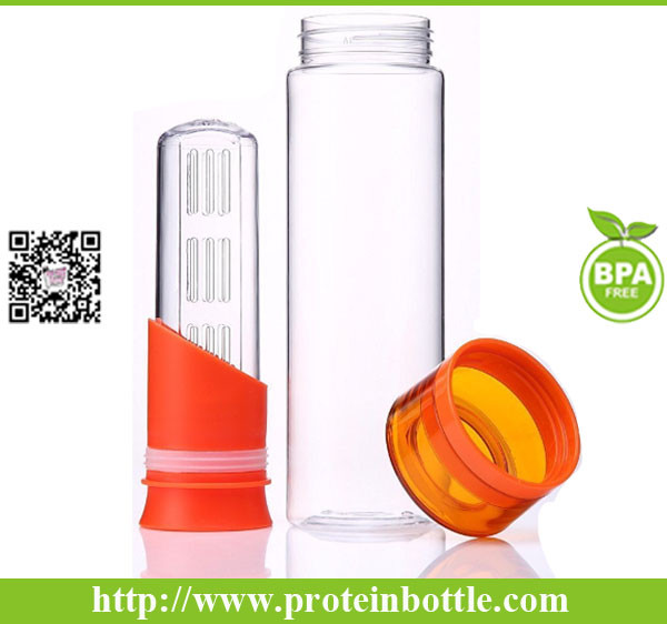 TRITAN INFUSER FRUIT BOTTLE