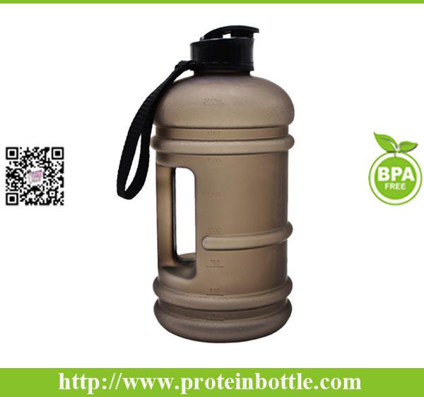 Matte water jugs